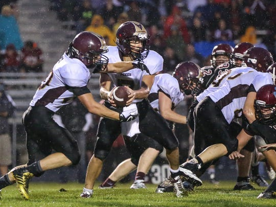The Omro boys football team made it to their first ever Level 4 playoff game, where they were shutout 23-0 to Lodi.