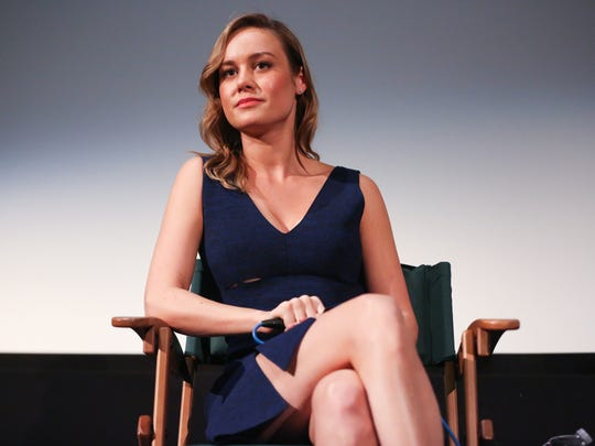 """Brie Larson speaks at the """"Room"""" Screening and Q&A"""