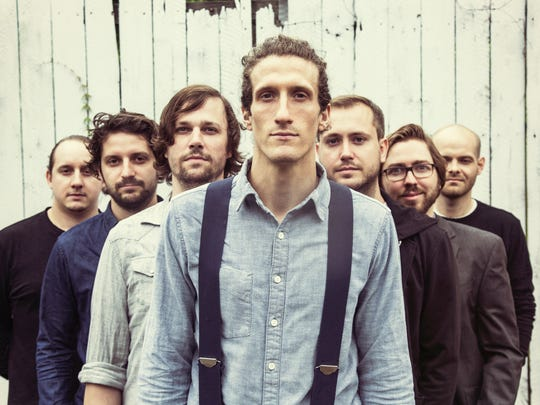 The Revivalists brings a taste of New Orleans into the Capital City on Thursday at The Side Bar.