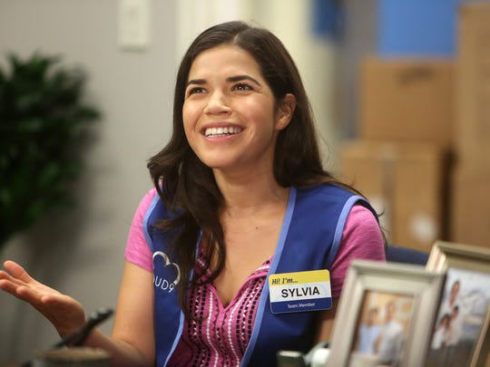 America Ferrera stars in NBC's 'Superstore.'