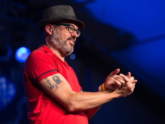 Comedian David Cross will perform at Knoxville's Bijou Theatre on Nov. 1.