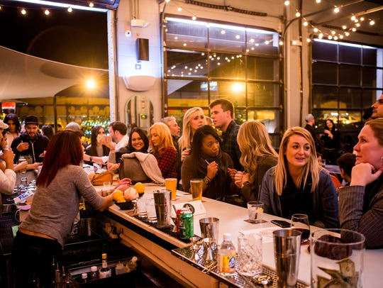 Sip Coffee and Beer Garage is Arcadia's newest hotspot.