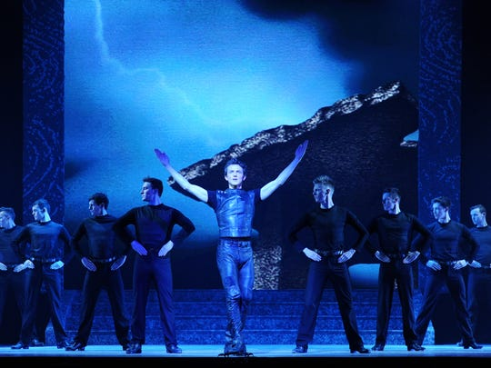 "Join ""Riverdance"" as it makes its way to the McCallum Theatre."