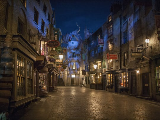 Several teachers from L. Leo Judice Elementary will visit The Wizarding World of Harry Potter at Universal Studios Orlando during this year's Mardi Gras break.