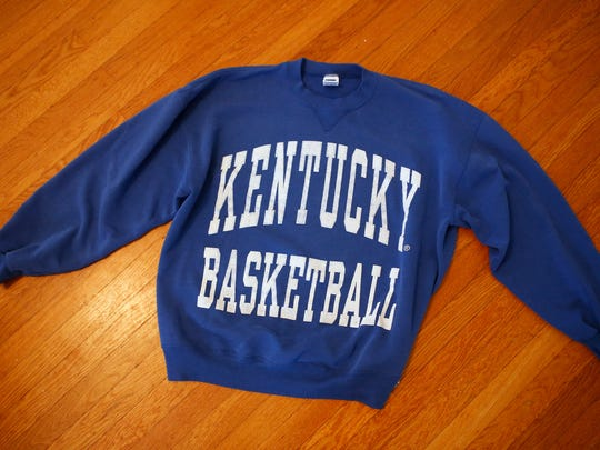 A vintage UK sweatshirt owned by CJ Stylemaker Heather