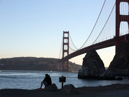 Attractions of the Golden Gate National Recreation Area