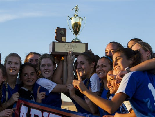 Division III girls soccer state championship