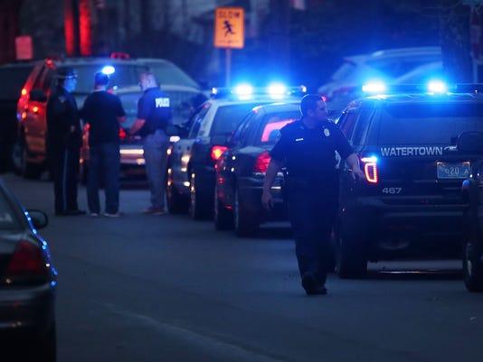 Manhunt for the Tsarnaev brothers