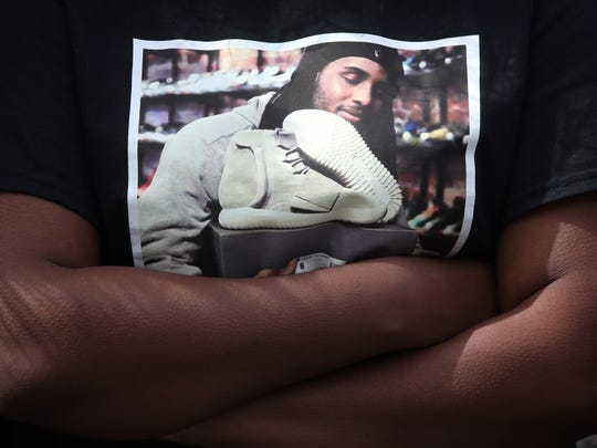 """Jamal """"Mally"""" Gaines, 21, the owner of East Coast Boutique, a sneaker store at 1546 Irving St.., Rahway was shot at his store in 2016 and died at the scene. He had dreamed of becoming a business owner since childhood. No one has been arrested in connection with his death."""