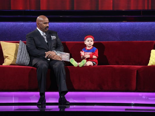 Little Big Shots Steve Harvey