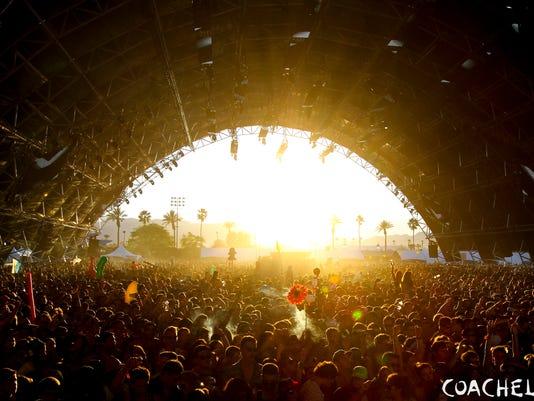 Coachella 2014 - Weekend 1
