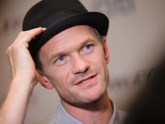 Neil Patrick Harris (seen in 2015) bounced back after