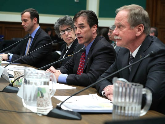 House Holds Hearing On Flint Water Crisis