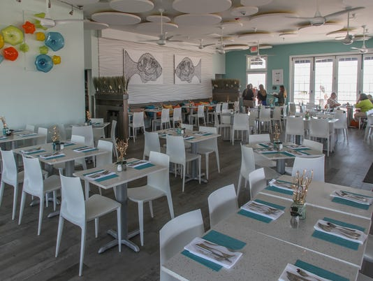 Shore Restaurants Reopen For The Season