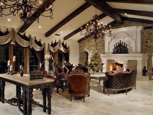 $13.7 million Scottsdale home