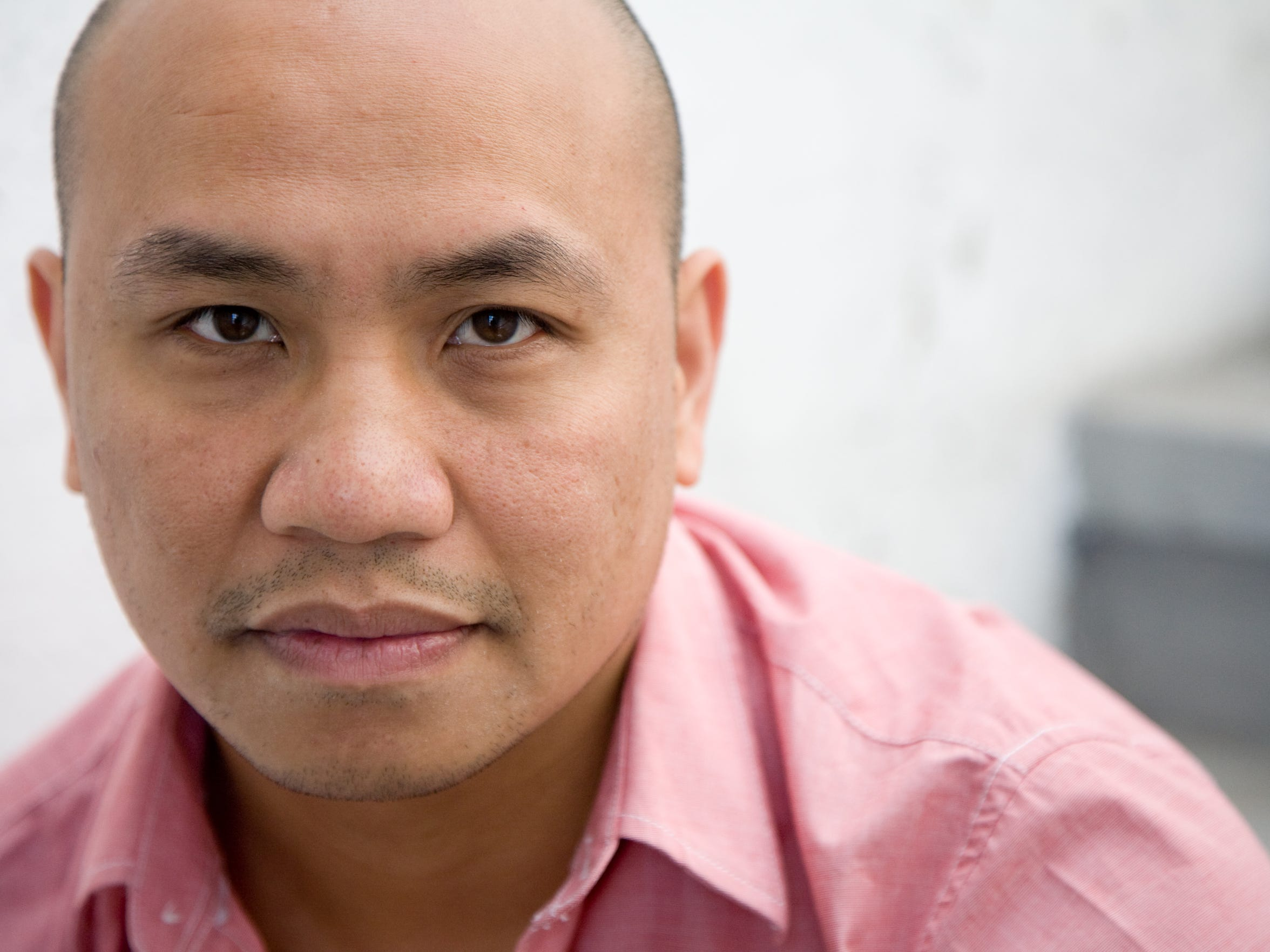 Rutgers professor and poet Patrick Rosal shares a New Jersey upbringing and sensibility with his friend and colleague Paul Lisicky. 'Paul and I are so alike in a lot of ways,' he says. 'We love this place, and we complain about it, too.'