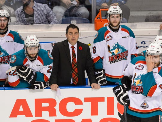 Dan Lambert, who guided the Kelowna Rockets to the WHL title in 2014-15, has been named coach of the Rochester Americans. He was an assistant with the Buffalo Sabres this past season.