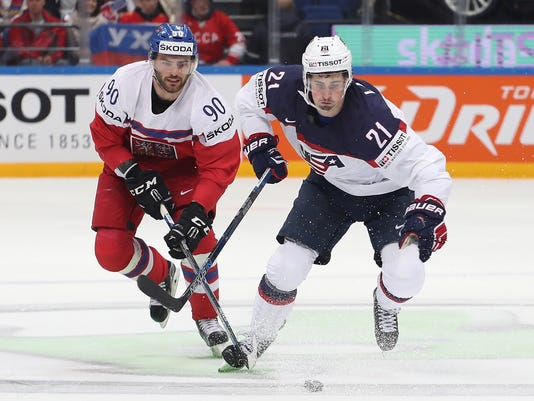 Czech Republic v USA - 2016 IIHF World Championship Ice Hockey: Quarter Final