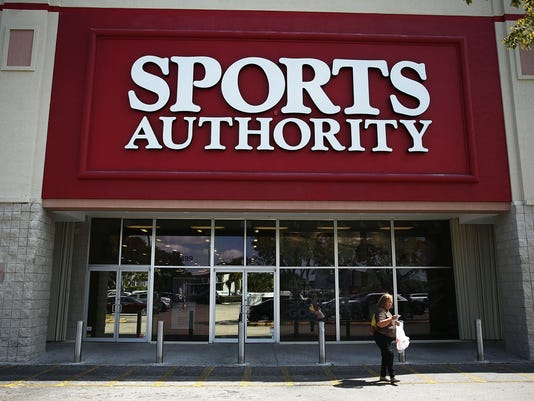 FILE: Sports Authority To Close All Stores Nationwide