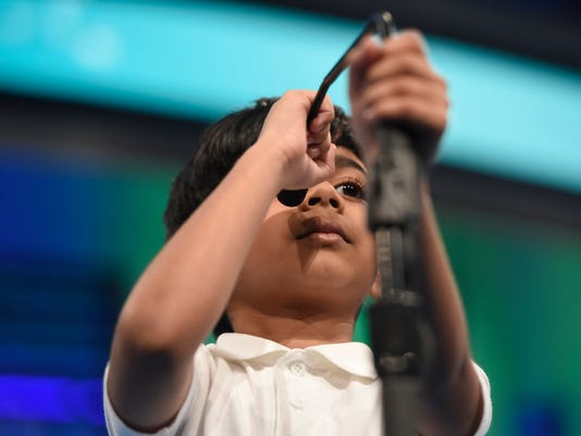 XXX NEWS__SCRIPPS_NATIONAL_SPELLING_BEE_20160525__USA_CP_0142.JPG S A OTH USA MD