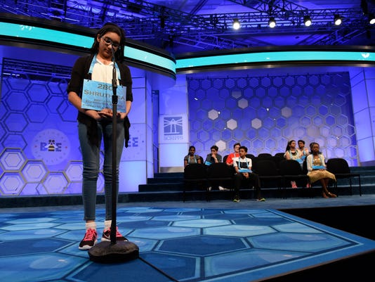XXX NEWS__SCRIPPS_NATIONAL_SPELLING_BEE_20160526__USA_CP_0521.JPG S A OTH USA MD