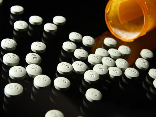 ABUSE OF DRUG OXYCONTIN