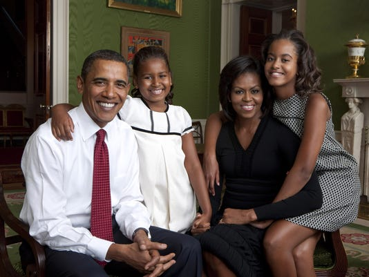 Obama Family Photos 8 Years In The White House