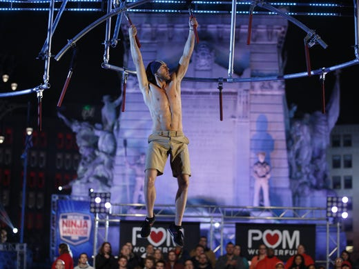 American Ninja Warrior' is coming back to shoot in Indy