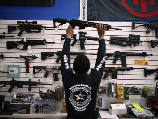 Attempts in the Senate to strengthen gun control laws