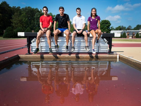 Furman Elite Track Club's Cory Leslie, Jeff See, Craig Forys, and Stephanie Garcia will be traveling to Eugene, OR for the U.S. Olympic Trials.