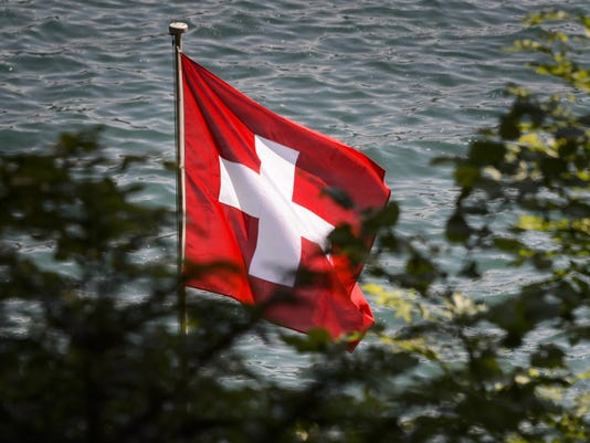 XXX SWITZERLAND-HISTORY-TRADITION-FLAG_PAR8190199_12161.JPG E SCI HSC CHE -