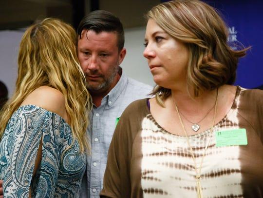 Girl Scouts bus crach survivor Tracie Schiebel Keller