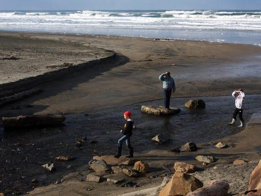 OREGON OUTDOOR ADVENTURE ROCKAWAY BEACH