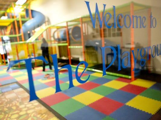 Blu Play Cafe