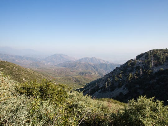 Less snow and rain have fallen in the San Bernardino Mountains during the past several years of drought.