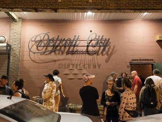 Detroit City Distillery will host a Samesa pop-up Fridays and Saturdays.