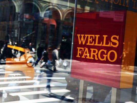 WELLS FARGO FINES