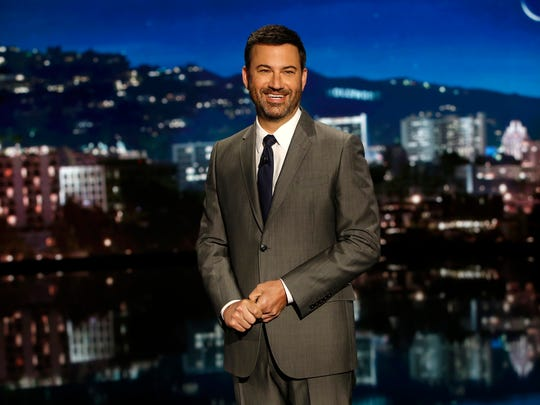 """Jimmy Kimmel Live!"" debuted in 2003."