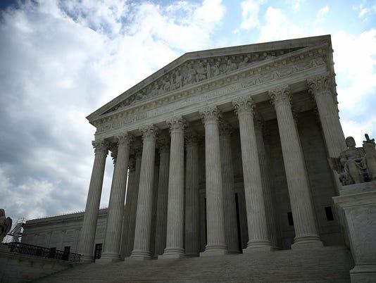 Supreme Court Ohio voting