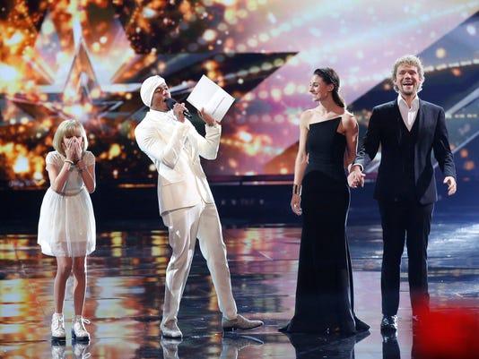 America's Got Talent VanderWaal wins