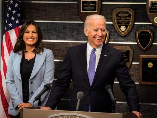 Vice President Joe Biden will make a special appearance