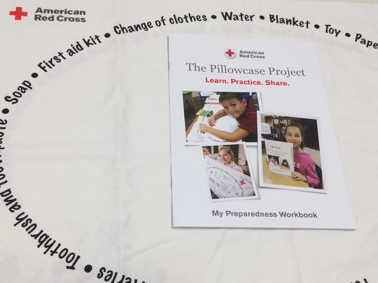 The American Red Cross' Pillowcase Project educates