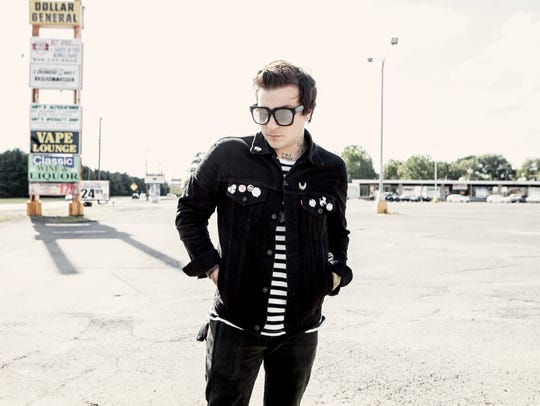 Former My Chemical Romance guitarist Frank Iero was