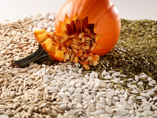 How to cook with pumpkin seeds, the unsung heroes of October