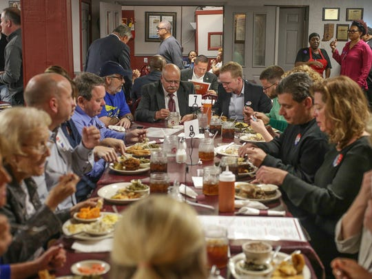 People  from all walks of life gathered for comforting soul food meals at Kountry Kitchen. The restaurant was damaged by fire in January 2020, but continues catering and hosting pop-ups until a new location opens in late 2020.