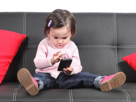 Smartphones might equal sleep trouble for children