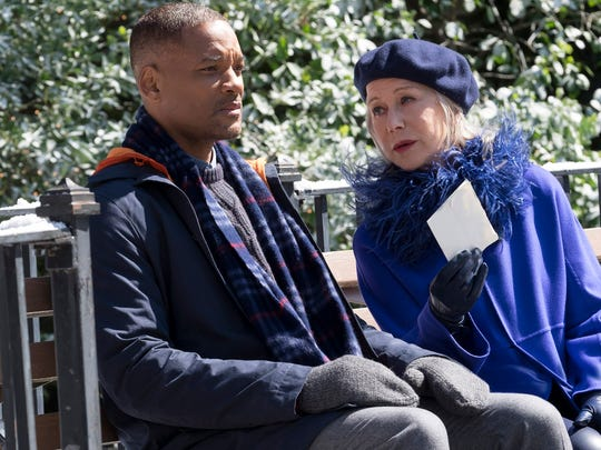 Will Smith (with Helen Mirren) stars in 'Collateral