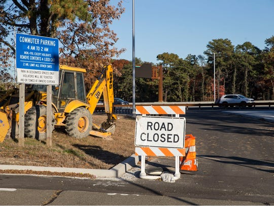 The Exit 91 project in Brick has stalled leaving numerous