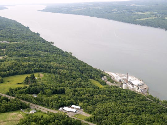 Crestwood is proposing to store liquid propane gas in caverns created from salt mining along Seneca Lake.