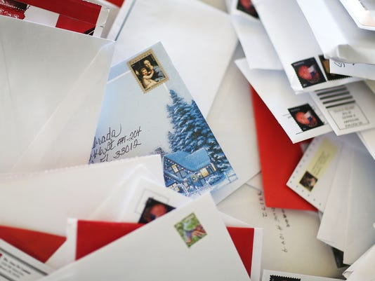 Post Offices Brace For Busiest Mailing Day Of The Year